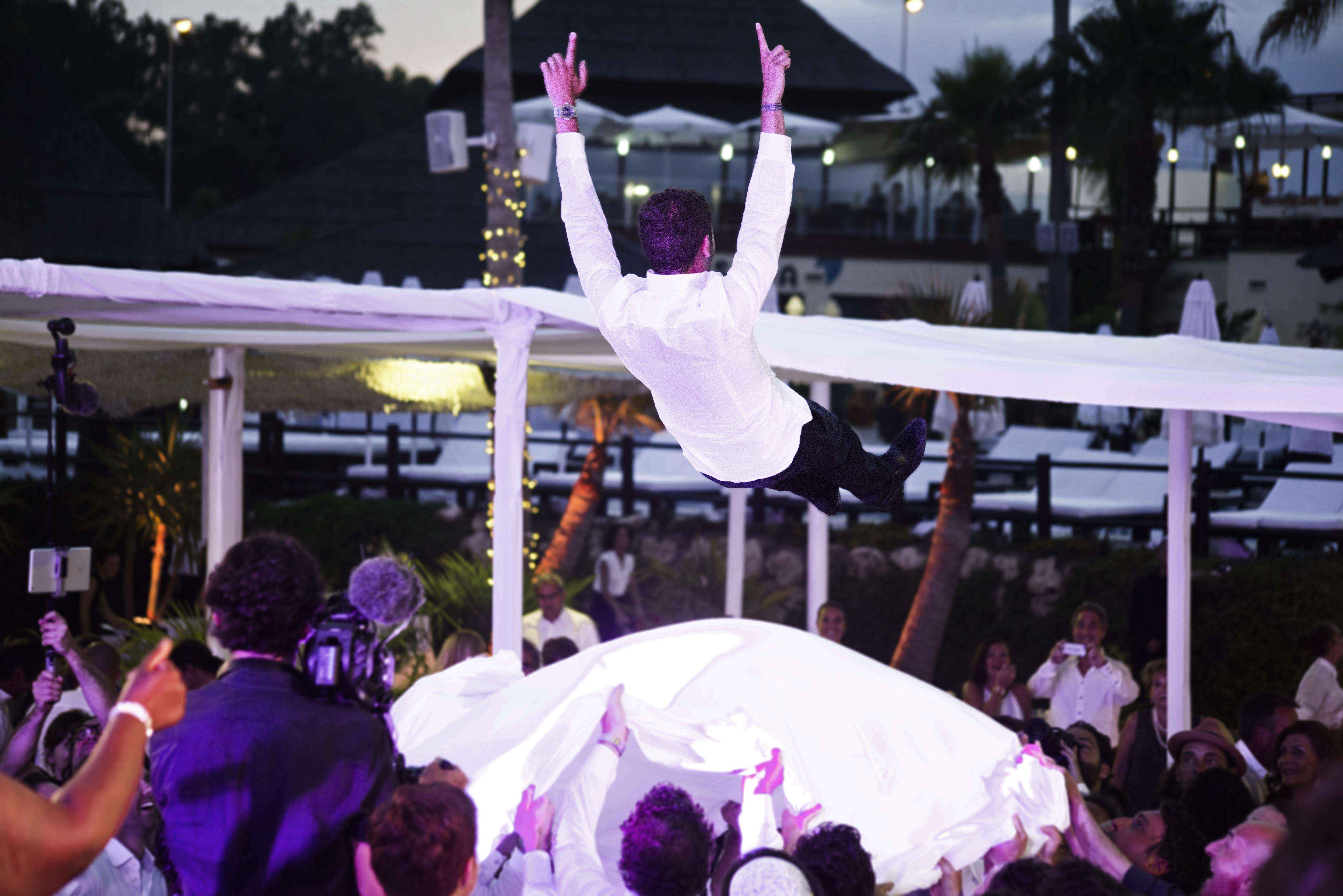 ¿Qué sabes sobre las bodas Kosher?
