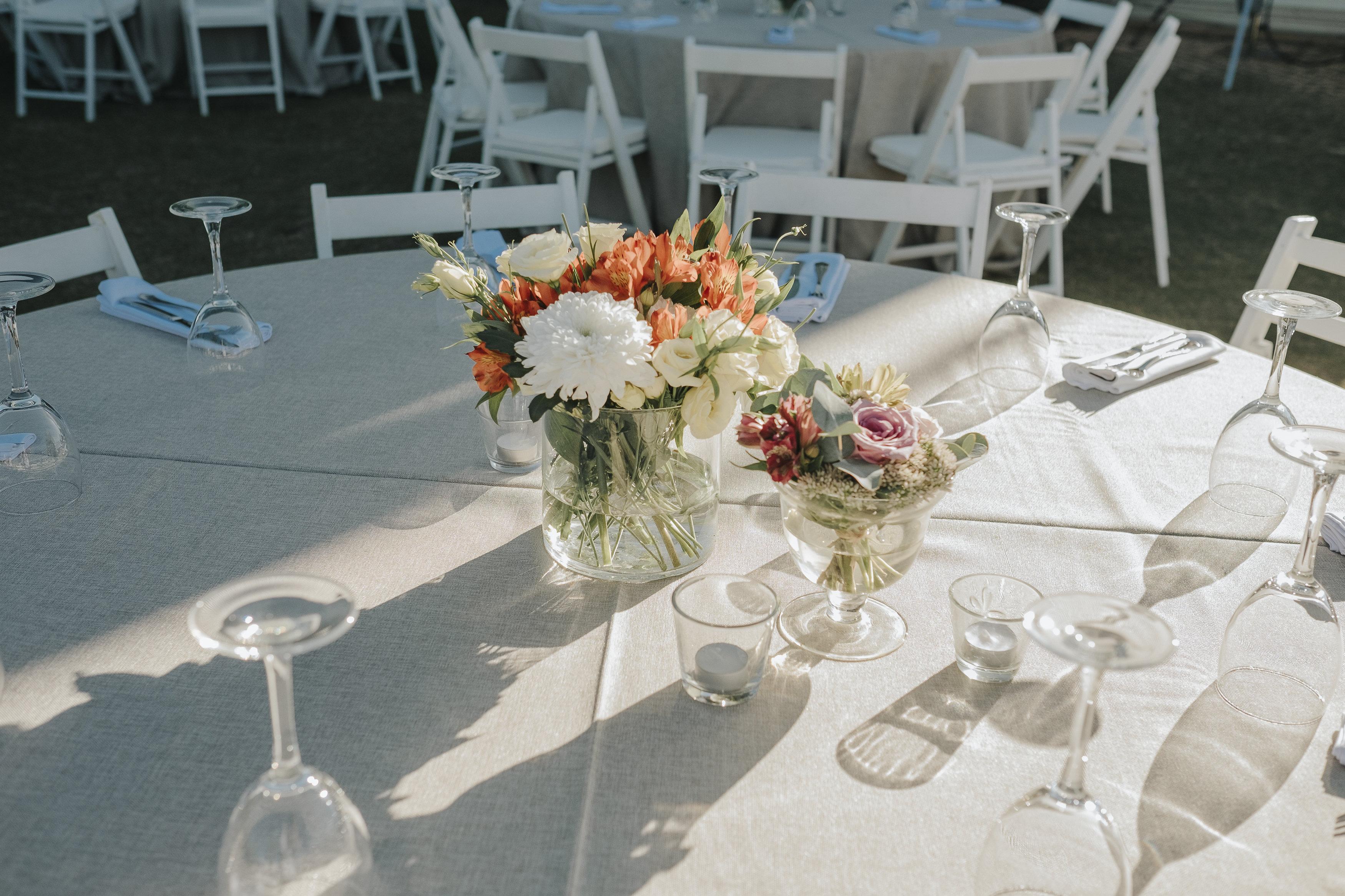 Buffet, una nueva tendencia para las bodas